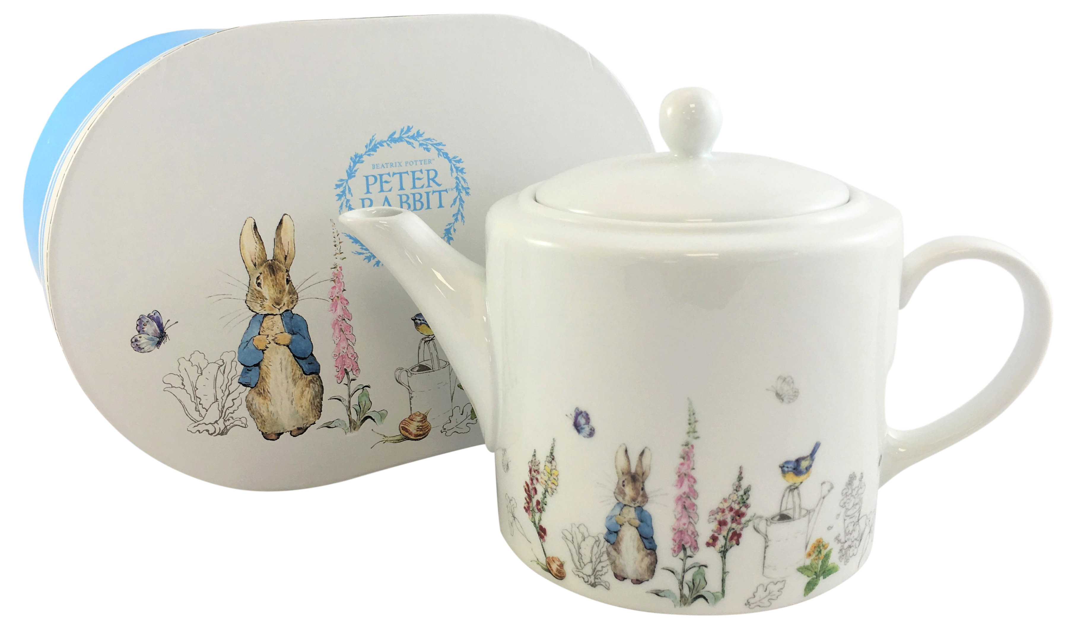 Peter Rabbit Teapot