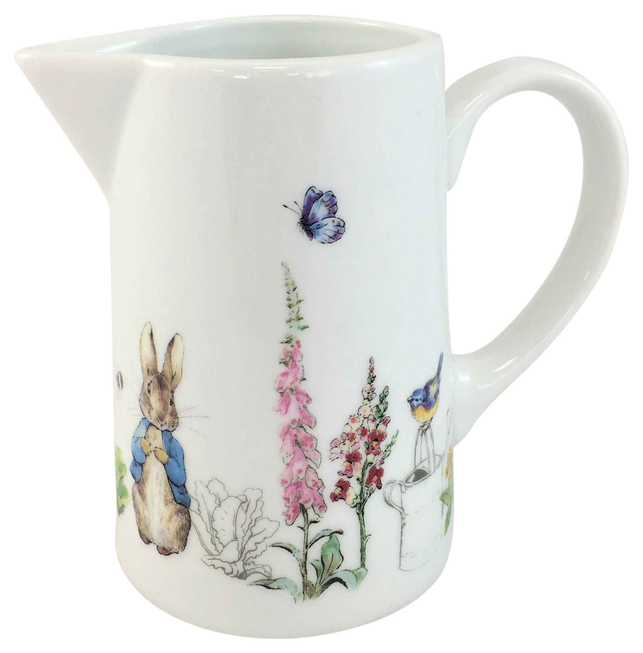 Peter Rabbit Milk Jug