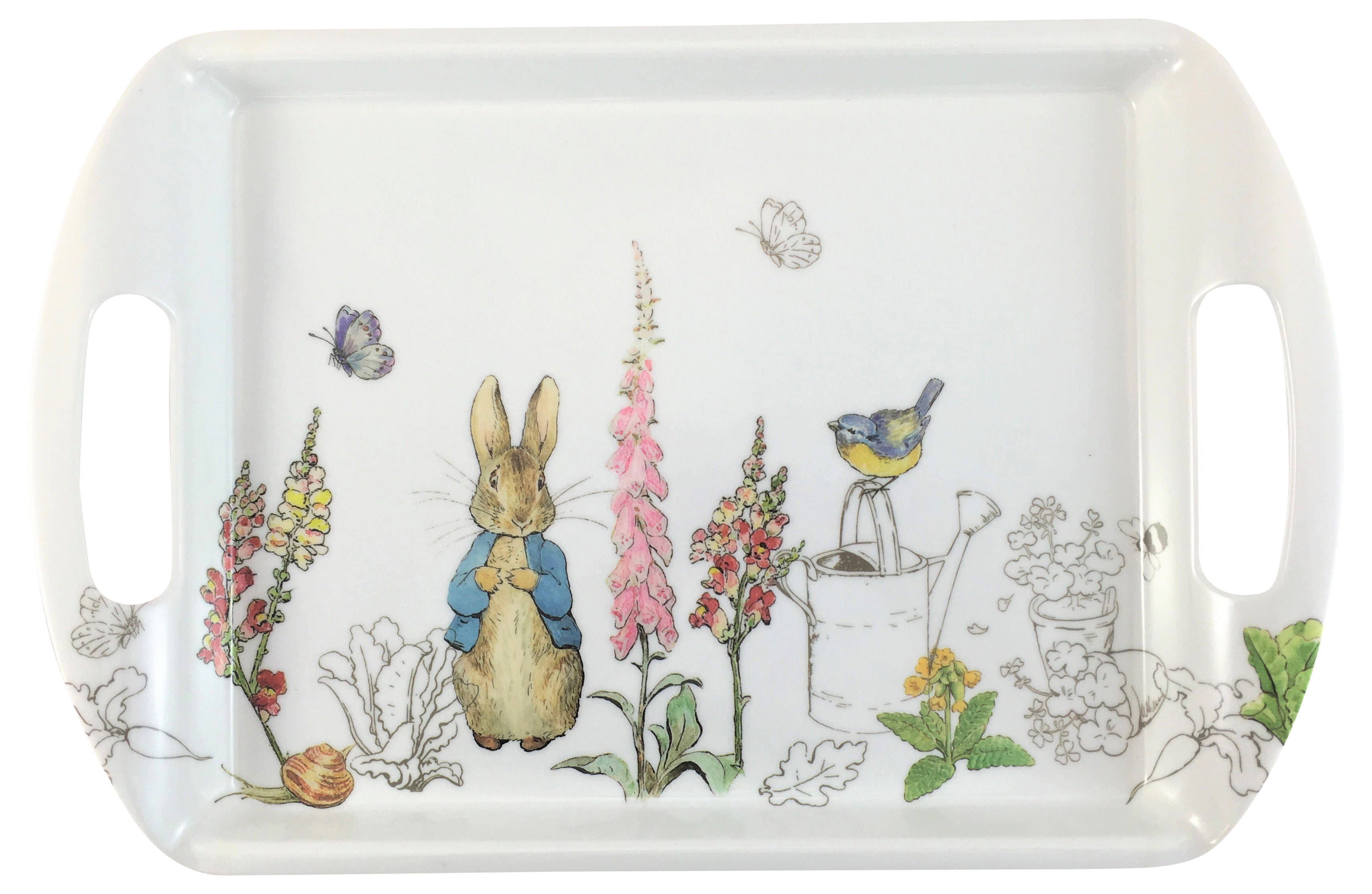 Peter Rabbit Melamine Tray (1)
