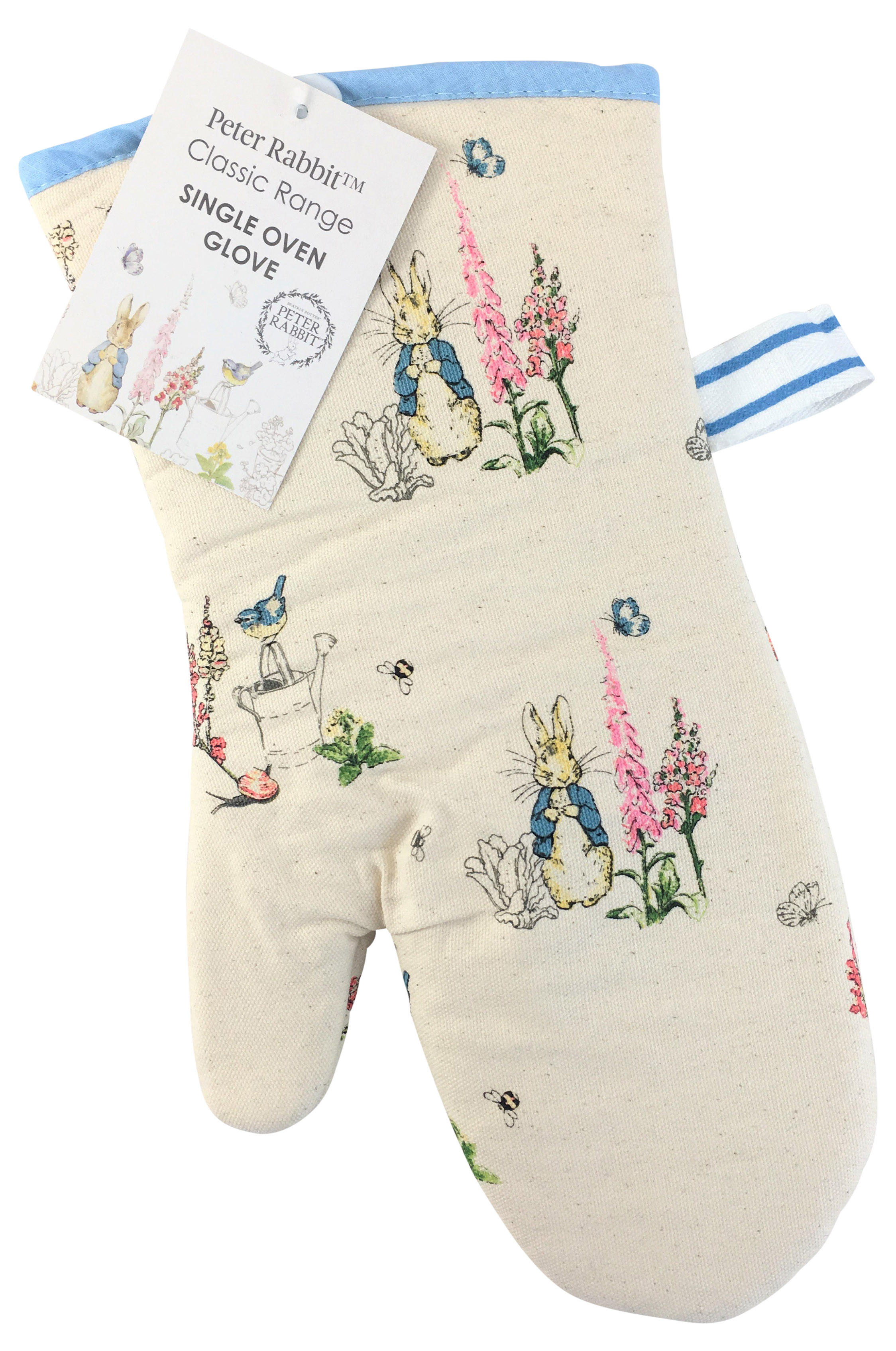 Peter Rabbit Single Oven Glove