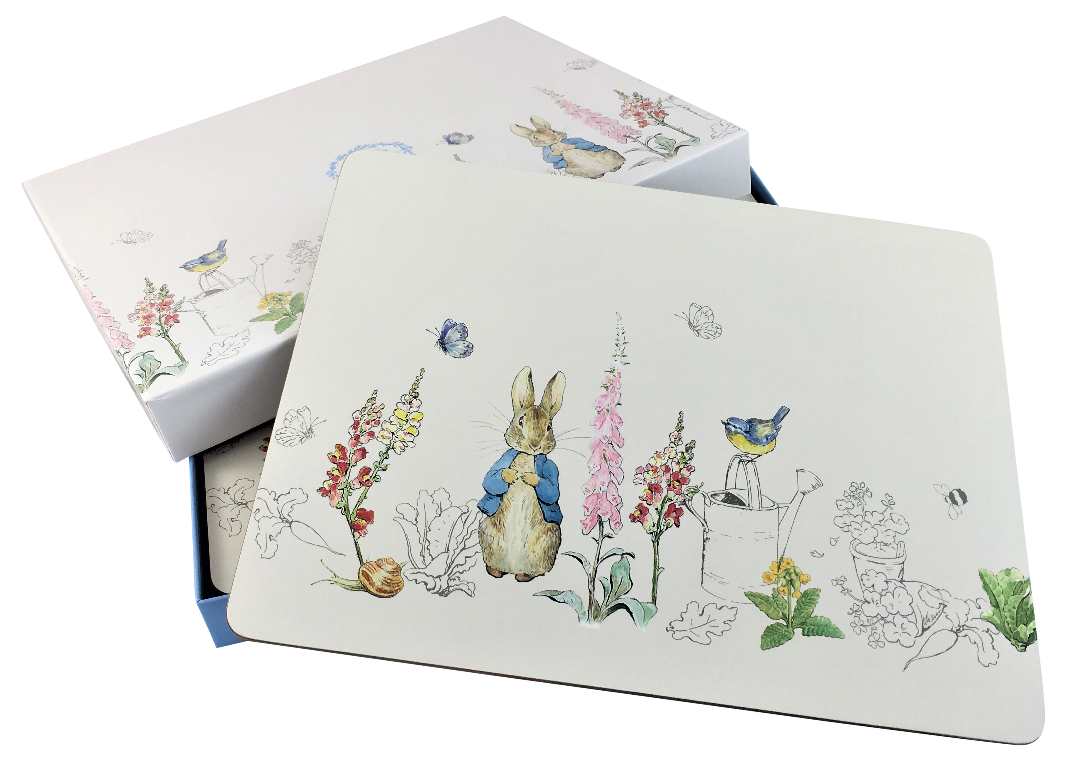 Peter Rabbit Place Mats