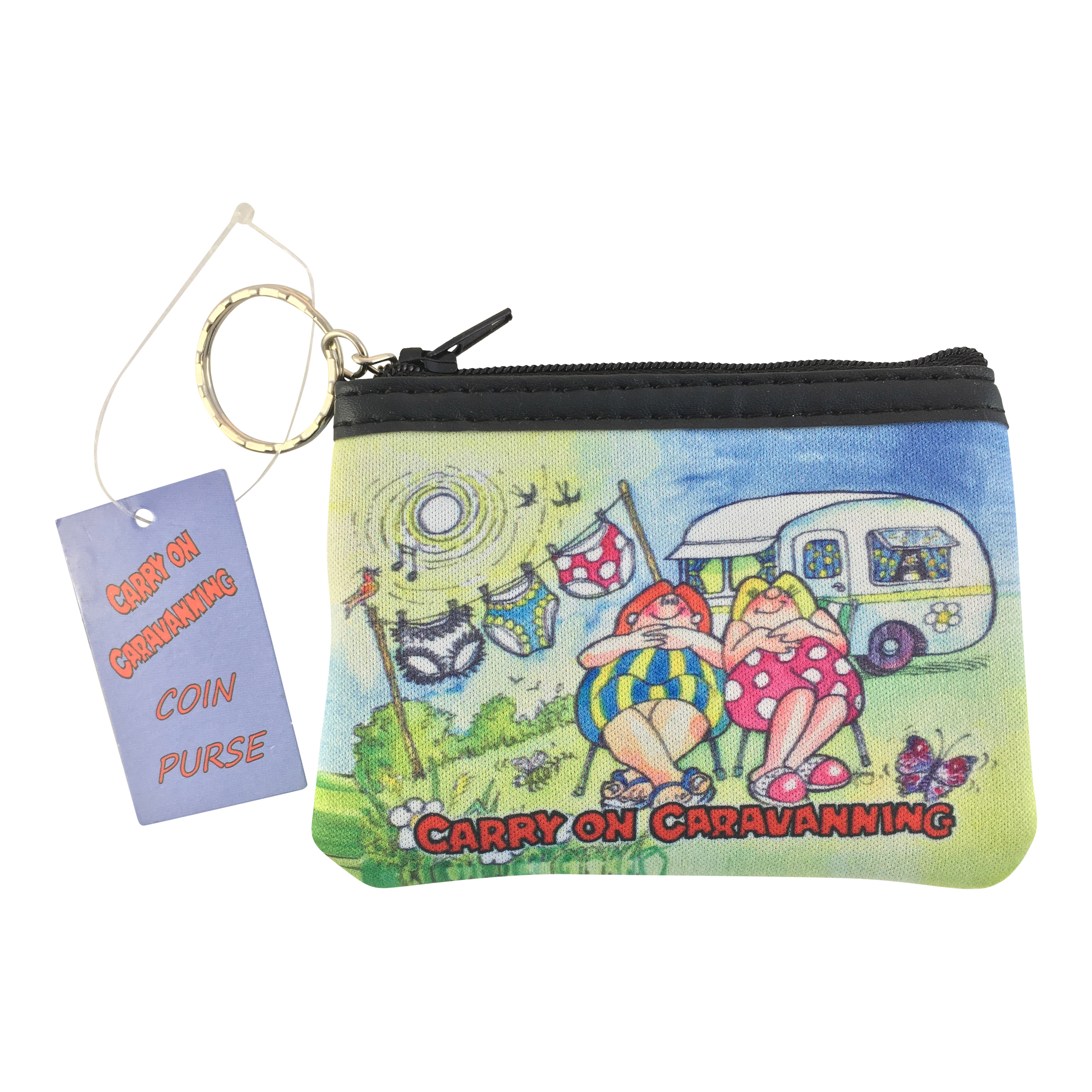 Carry on Caravanning 'Ladies' Purse