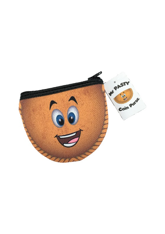Mr Pasty Coin Purse